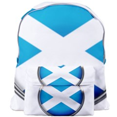 Scotland Nation Country Nationality Giant Full Print Backpack by Nexatart