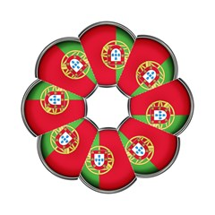 Portugal Flag Country Nation Folding Umbrellas