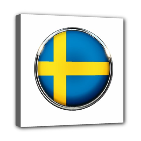 Sweden Flag Country Countries Multi Function Bag