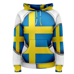 Sweden Flag Country Countries Women s Pullover Hoodie