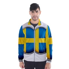 Sweden Flag Country Countries Wind Breaker (men)