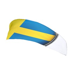 Sweden Flag Country Countries Stretchable Headband