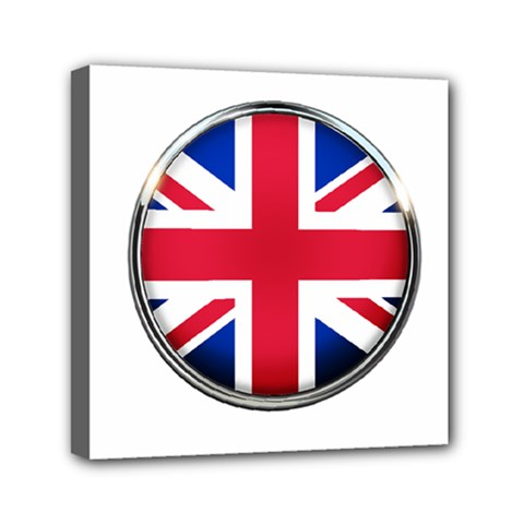 United Kingdom Country Nation Flag Canvas Travel Bag by Nexatart