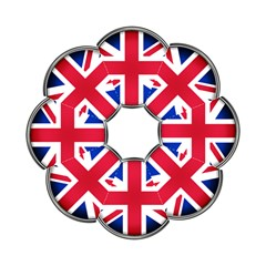 United Kingdom Country Nation Flag Hook Handle Umbrellas (medium)