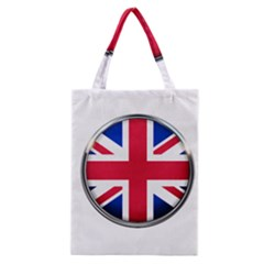 United Kingdom Country Nation Flag Classic Tote Bag