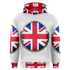 United Kingdom Country Nation Flag Men s Overhead Hoodie