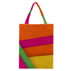 Background Abstract Classic Tote Bag