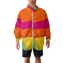 Background Abstract Wind Breaker (kids)