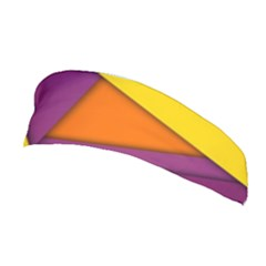 Background Abstract Stretchable Headband
