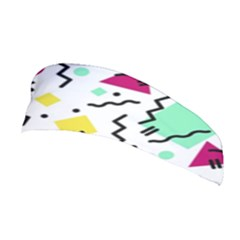 Art Background Abstract Unique Stretchable Headband