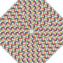 Background Abstract Geometric Hook Handle Umbrellas (medium)