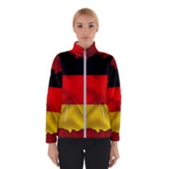 Germany Map Flag Country Red Flag Winterwear