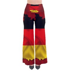 Germany Map Flag Country Red Flag Pants
