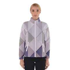 Background Geometric Triangle Winterwear