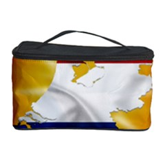 Holland Country Nation Netherlands Flag Cosmetic Storage Case