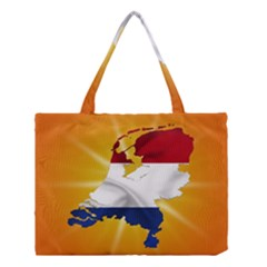 Holland Country Nation Netherlands Flag Medium Tote Bag