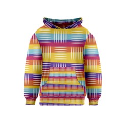 Art Background Abstract Kids  Pullover Hoodie