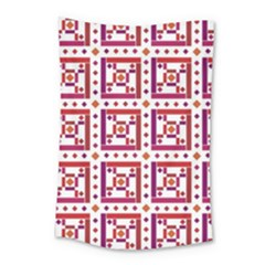 Background Abstract Square Small Tapestry