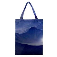 Planet Discover Fantasy World Classic Tote Bag