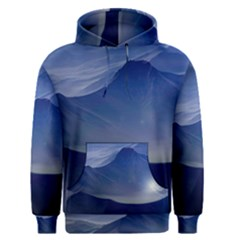 Planet Discover Fantasy World Men s Pullover Hoodie