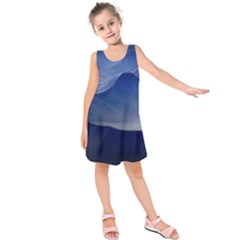 Planet Discover Fantasy World Kids  Sleeveless Dress