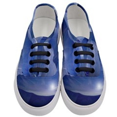 Planet Discover Fantasy World Women s Classic Low Top Sneakers