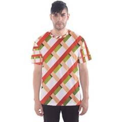 Wallpaper Creative Design Men s Sports Mesh Tee