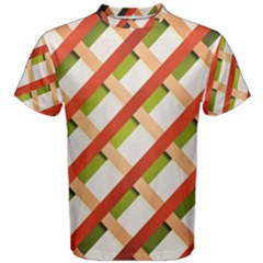 Wallpaper Creative Design Men s Cotton Tee