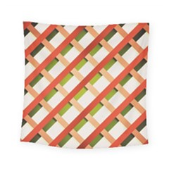 Wallpaper Creative Design Square Tapestry (small)