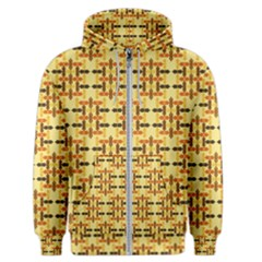 Ethnic Traditional Vintage Background Abstract Men s Zipper Hoodie