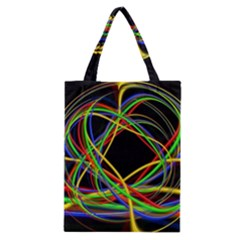 Ball Abstract Pattern Lines Classic Tote Bag