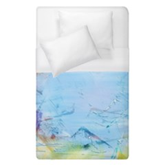 Background Art Abstract Watercolor Duvet Cover (single Size)