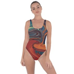 Creativity Abstract Art Bring Sexy Back Swimsuit
