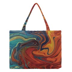Creativity Abstract Art Medium Tote Bag