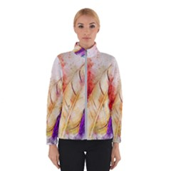 Feathers Bird Animal Art Abstract Winterwear