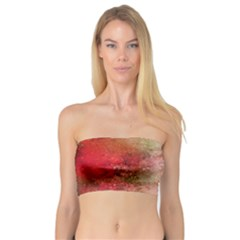 Background Art Abstract Watercolor Bandeau Top