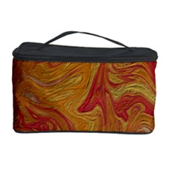 Texture Pattern Abstract Art Cosmetic Storage Case
