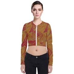 Texture Pattern Abstract Art Bomber Jacket