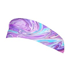 Abstract Art Texture Form Pattern Stretchable Headband