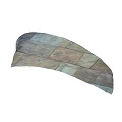 Wall Stone Granite Brick Solid Stretchable Headband