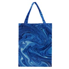Abstract Pattern Texture Art Classic Tote Bag