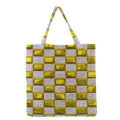 Pattern Desktop Square Wallpaper Grocery Tote Bag