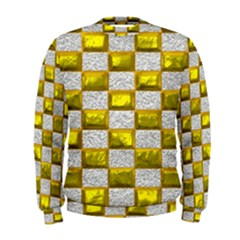 Pattern Desktop Square Wallpaper Men s Sweatshirt