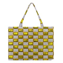 Pattern Desktop Square Wallpaper Medium Tote Bag