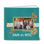 MTC - 6x6 Deluxe Photo Book (20 pages)