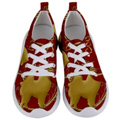 Year Of The Dog   Chinese New Year Women s Lightweight Sports Shoes