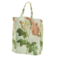 Peony 2507643 1920 Giant Grocery Zipper Tote by vintage2030