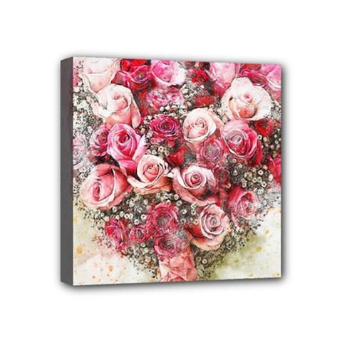 Flowers 2548756 1920 Mini Canvas 4  X 4  by vintage2030