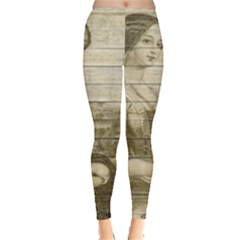 Lady 2523423 1920 Leggings  by vintage2030