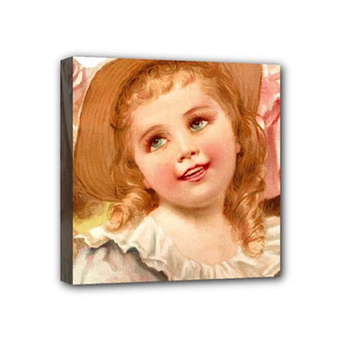 Girls 1827219 1920 Mini Canvas 4  X 4  by vintage2030